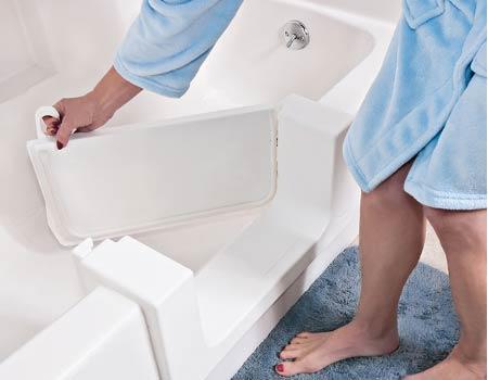 Convert Bathtub to Walk In Shower Appleton
