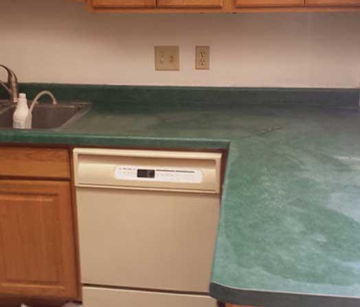 to laminate countertops repair kitchen spaces and rooms resurfacing how countertop refinish diy