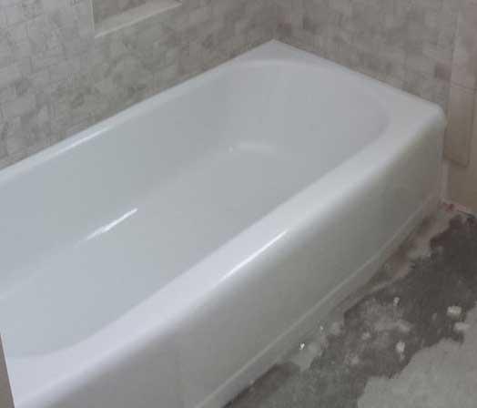 Bathtub Resurfacing Green Bay