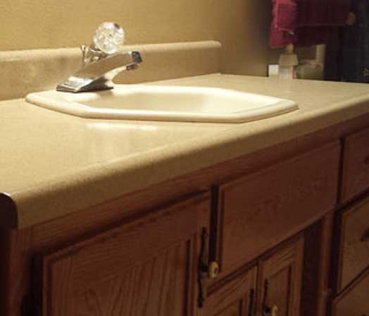 Countertop Refinishing Green Bay
